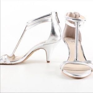 Vince Camuto Mitzy heels size 6 T-strap